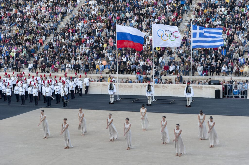olympic Games Athens 2004 described in our blog and news