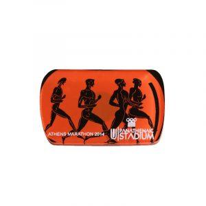 Panathenaic Stadium Magnet Plexiglass with Marathon Runners